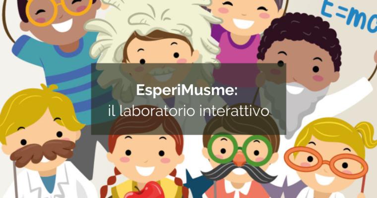 EsperiMusme: il laboratorio interattivo sui cereali