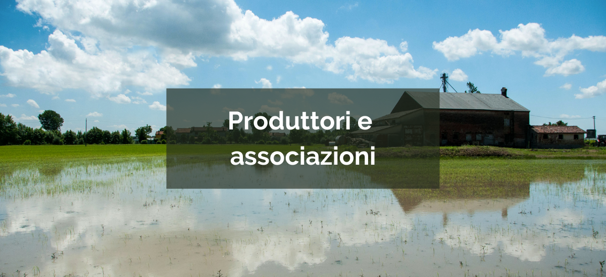 Produttori e Associazioni si presentano
