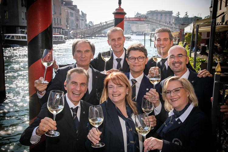 Vini Veneti: conosciamoli con AIS - i sommelier del Veneto